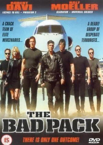 Bad Pack – Sieben dreckige Halunken (1997) The Bad Pack (original title)