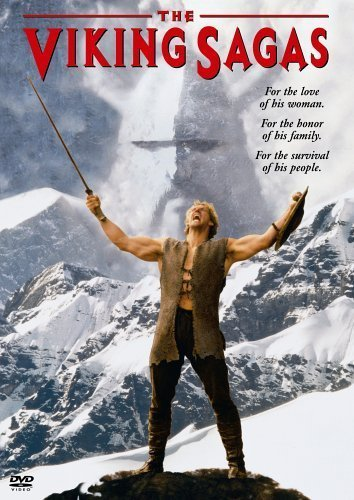 Islandic Warrior (1995) The Viking Sagas (original title)